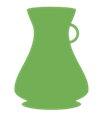 clipart of a pitcher