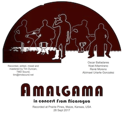 Amalgama: In Concert (CD)